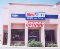 Medslim Weight Loss Center company